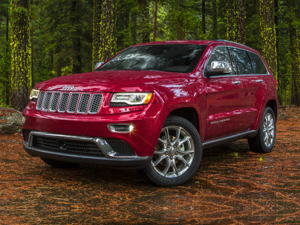 Certified Pre Owned 2016 Jeep Grand Cherokee Summit